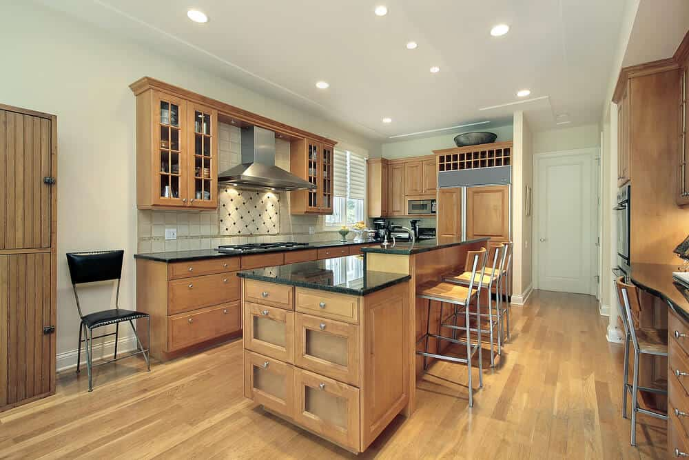 kitchen cabinet ideas with kitchen island
