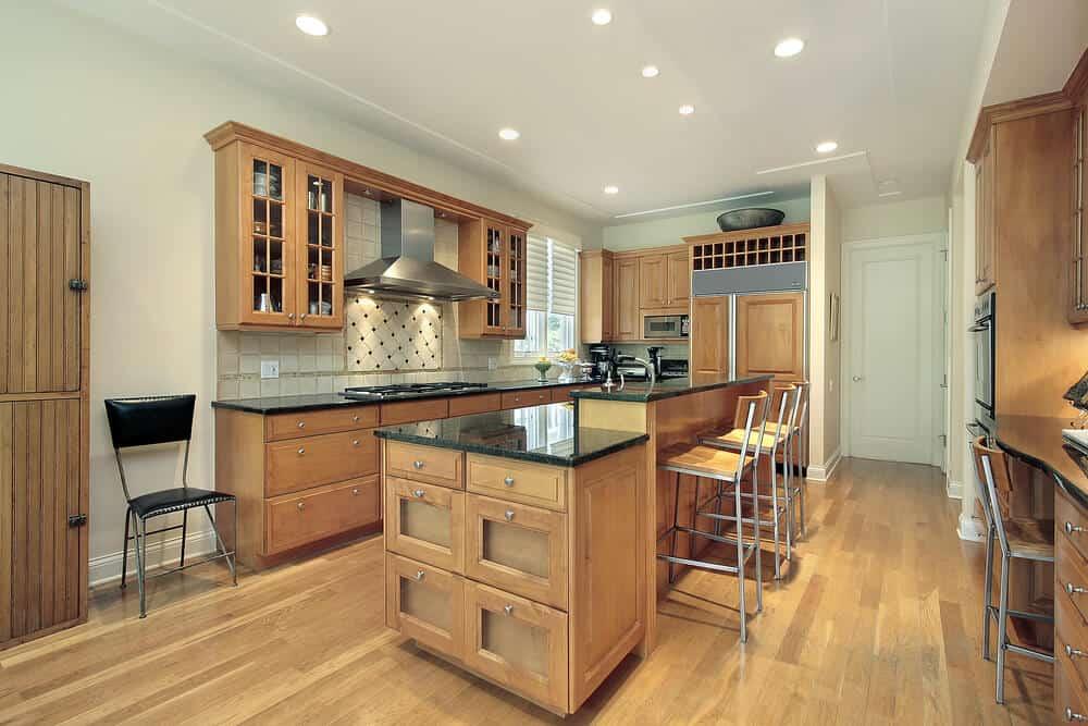 kitchen cabinet ideas with kitchen island