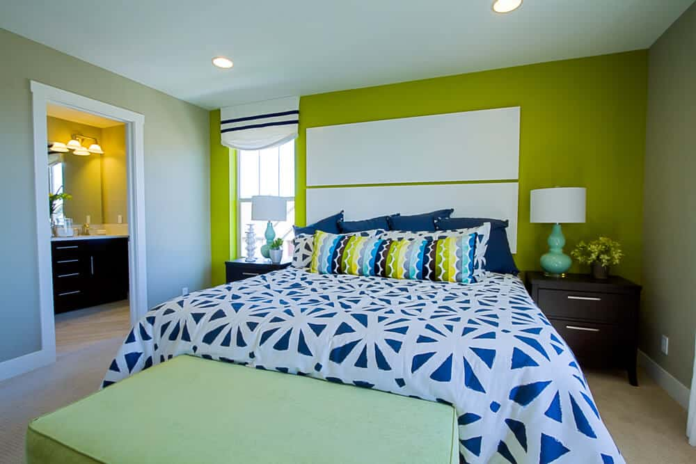 Showcase of new homes with modern interiors.