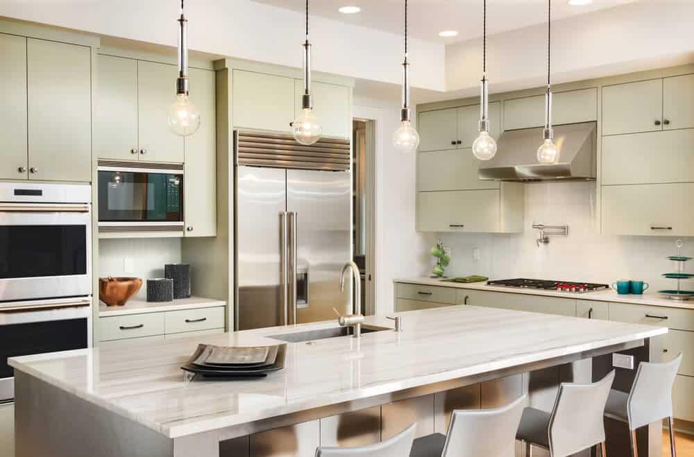 Small kitchen color ideas