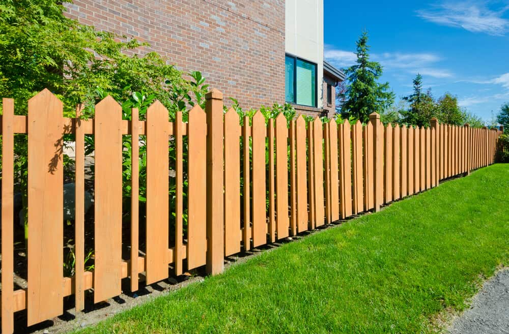 101 Fence Designs, Styles and Ideas (Backyard Fencing)