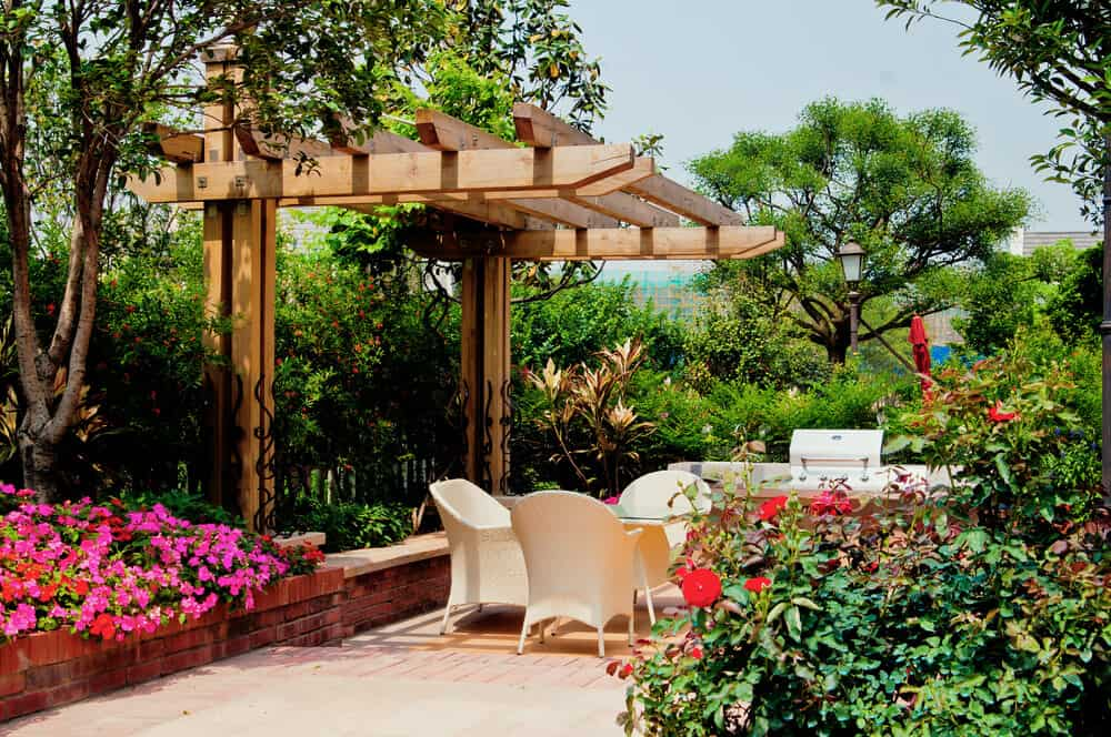 Designing your garden is like doing a home remodeling project. Consider aesthetic and space limitations.
