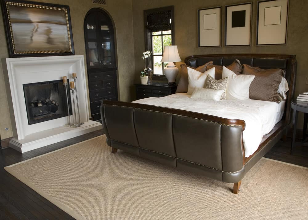Fireplaces for master bedrooms