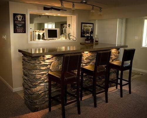 13 Man Cave Bar Ideas Pictures
